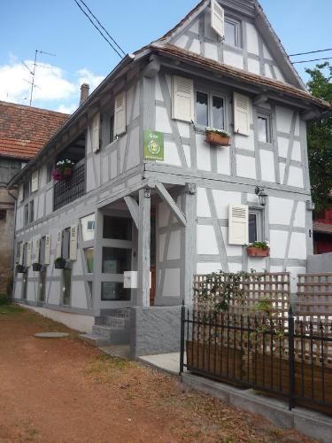gîte de charme proximité de Strasbourg : Guest accommodation near Kienheim