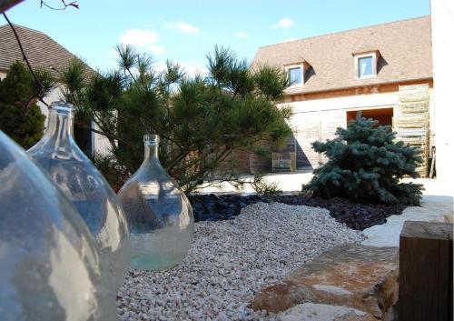 Domaine des Closeaux : Guest accommodation near Saint-Romain
