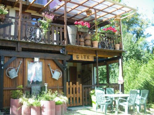 Le Nid Du Caveau : Guest accommodation near Riespach