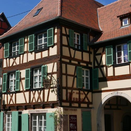 Le Bacchus : Apartment near Bourgheim