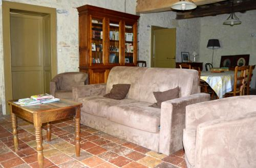 Gite Rural de Caractere : Guest accommodation near Bouglon