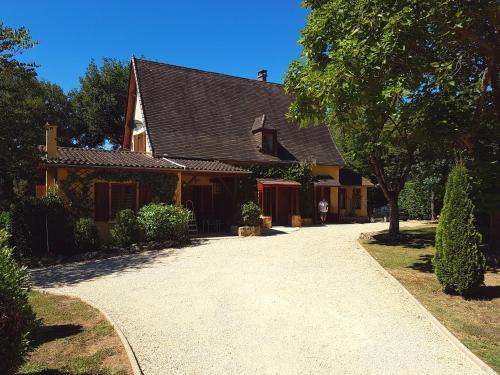 Les plantous de Severo : Guest accommodation near Cénac-et-Saint-Julien