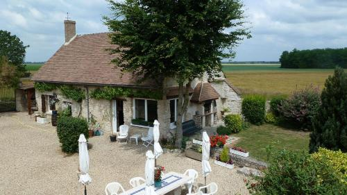 Maisonnette de charme : Apartment near Bougligny