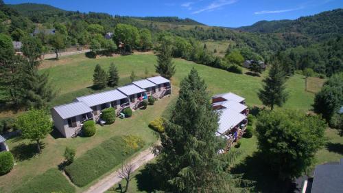 Domaine Aigoual Cevennes : Guest accommodation near Fraissinet-de-Fourques