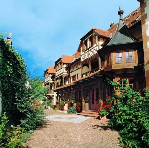 Hôtel au Heimbach : Hotel near Merkwiller-Pechelbronn