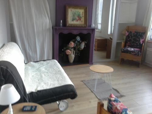 Le Quai Des Passagers : Apartment near Honfleur