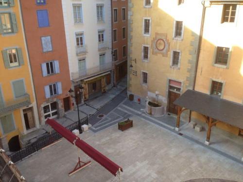 Petit Briancon : Apartment near Briançon