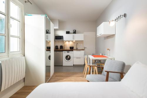 Luckey Homes - Rue Jaboulay : Apartment near Lyon 8e Arrondissement