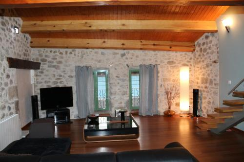 Coeur de Vogüé : Apartment near Lavilledieu