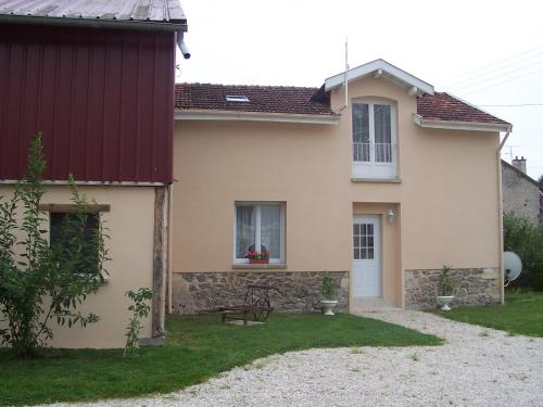 Gîte de la Py : Guest accommodation near Saint-Étienne-à-Arnes