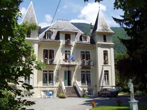 Hôtel Castel de la Pique : Hotel near Saint-Mamet