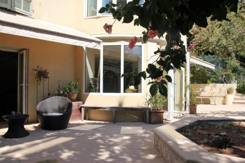 Roc Anna : Apartment near Villefranche-sur-Mer