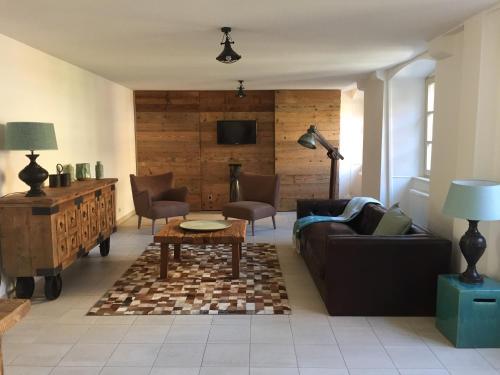 L'Appart du Vigneron : Apartment near Turckheim