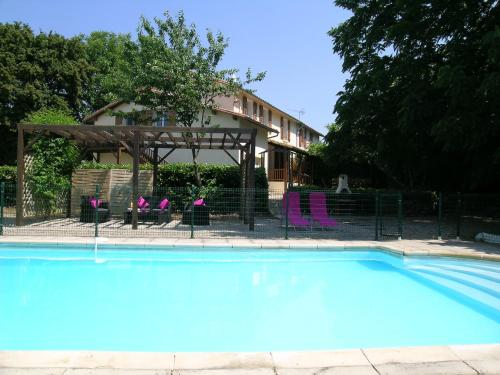 Les Rosieres : Guest accommodation near Linazay