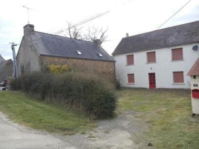 Radniguel : Guest accommodation near Saint-Vincent-sur-Oust