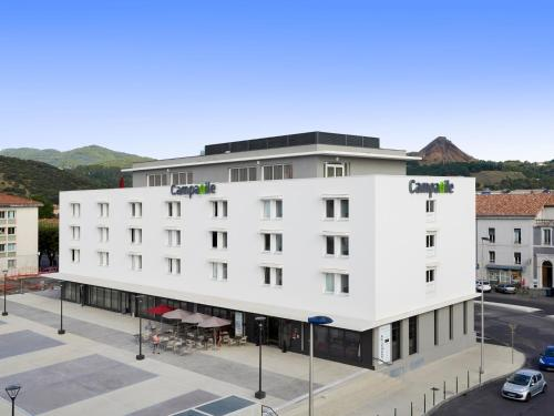 Campanile Ales Centre - Cévennes : Hotel near Saint-Jean-du-Pin