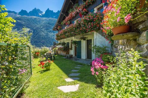 Appartement au pied du Brévent : Apartment near Chamonix-Mont-Blanc