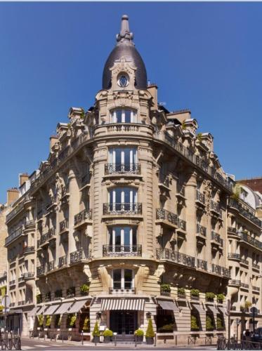Le Dokhan's a Tribute Portfolio Hotel : Hotel near Paris 16e Arrondissement