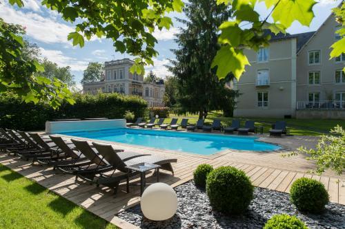 Chateau du Clos de la Ribaudiere : Hotel near Vouneuil-sur-Vienne