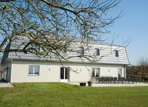 Gite Bobinou : Guest accommodation near Febvin-Palfart
