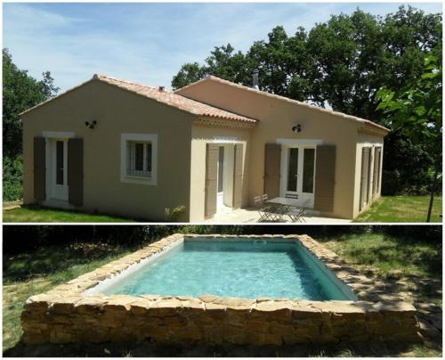 Les Lilas des Chênes : Guest accommodation near Piolenc