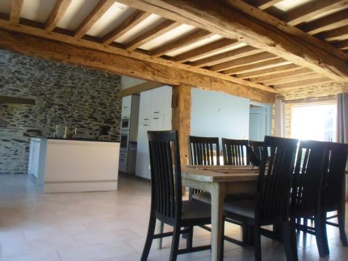 Grange de la Motte : Guest accommodation near Saint-Clair-sur-l'Elle