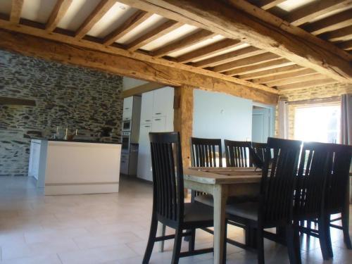 Grange de la Motte : Guest accommodation near La Barre-de-Semilly