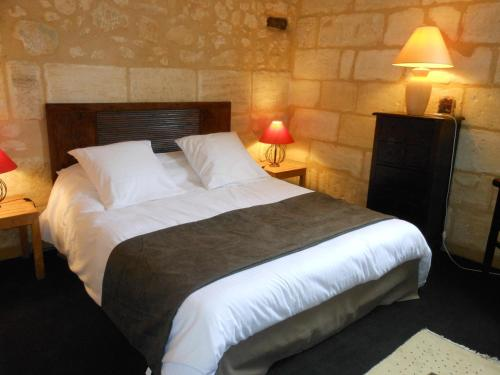 Les Logis du Roy : Guest accommodation near Saint-Sulpice-de-Faleyrens