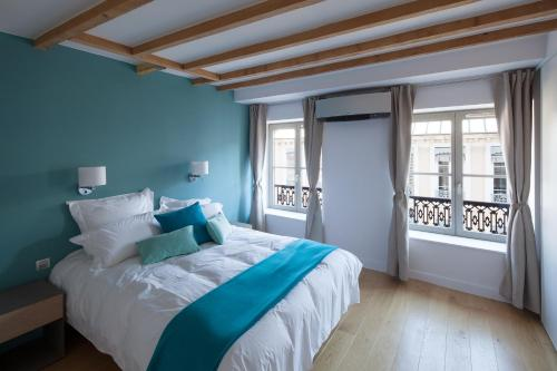 City Work : Apartment near Lyon