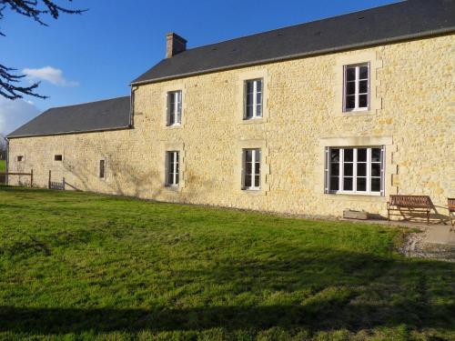 La Coletterie : Guest accommodation near Bricqueville