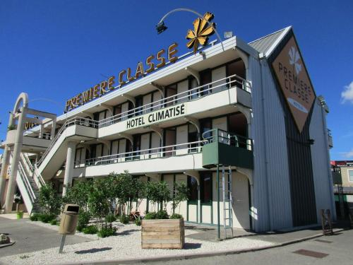 Premiere Classe Avignon Le Pontet : Hotel near Le Pontet