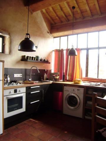 Loft Ecologique : Guest accommodation near Embres-et-Castelmaure