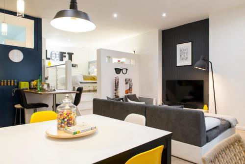 Unsejouranantes- Loft Cassard : Apartment near Nantes