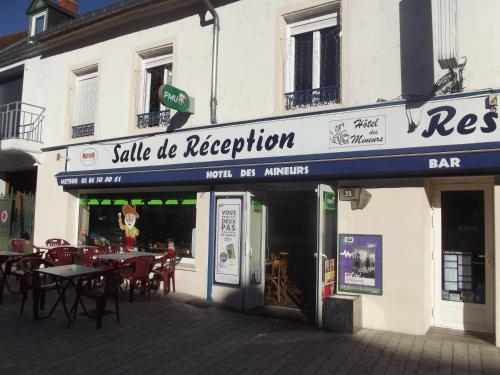 Hôtel des mineurs : Hotel near Anlezy