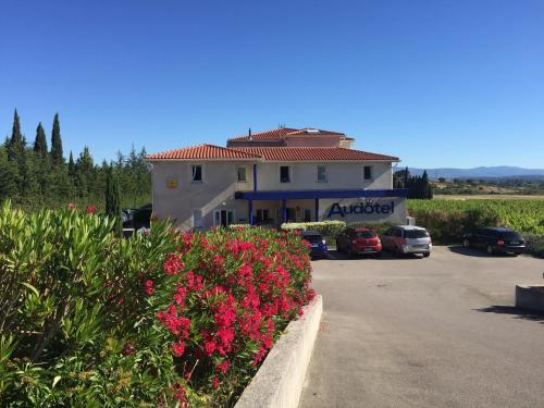Audotel : Hotel near Berriac