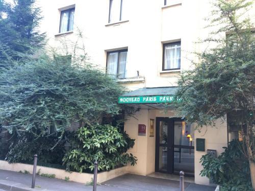 Nouveau Paris Park Hotel : Hotel near Paris 19e Arrondissement
