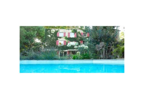 Le Moulin de Picaud : Bed and Breakfast near Miramas