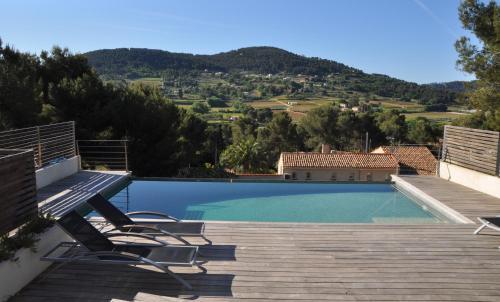 La Cadière d'Azur : Guest accommodation near Le Castellet
