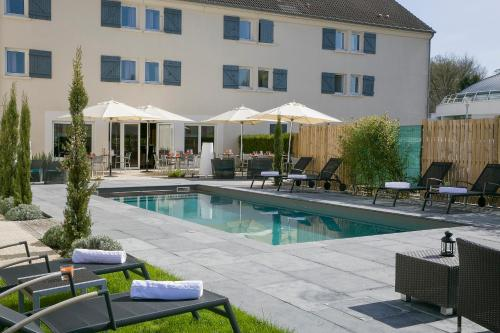 Hôtel Best Western The Wish Versailles : Hotel near Chevreuse