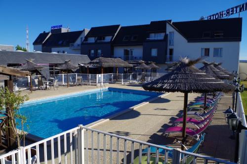 Hotel The Originals Saint-Nazaire Aquilon (ex Inter-Hotel) : Hotel near Trignac