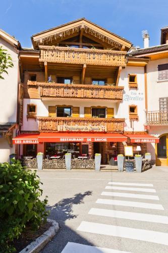 Les Airelles : Hotel near La Clusaz