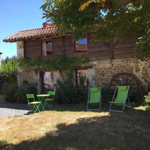 4 Le Mas : Guest accommodation near Lésignac-Durand