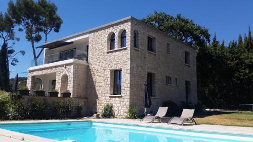HPC Suites : Apartment near Cassis
