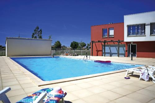 Appart'City Toulouse Aéroport Cornebarrieu : Guest accommodation near Montaigut-sur-Save
