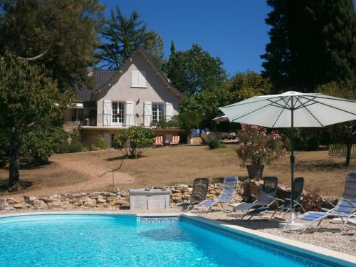 Le Verger : Bed and Breakfast near Anglars-Juillac