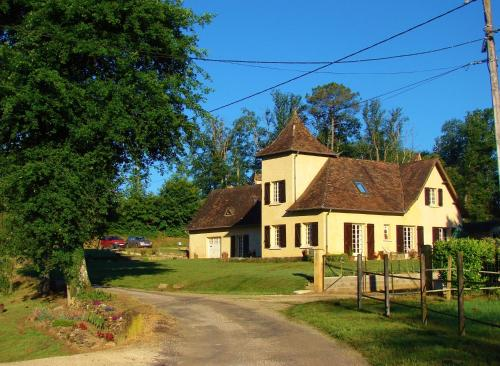 Gostifrance : Guest accommodation near Fajoles