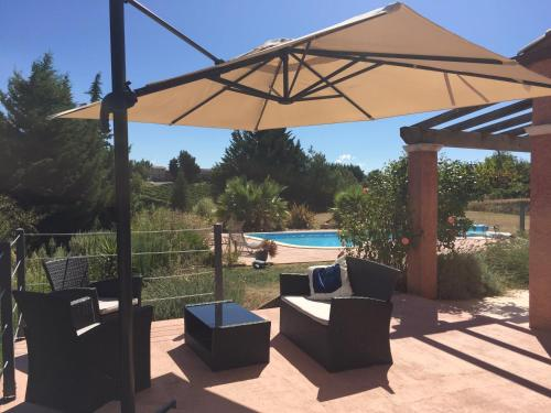 Villa Le Croix Du Caulet : Guest accommodation near Monthaut