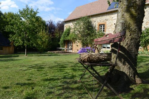 Le Foineau : Bed and Breakfast near Burnand