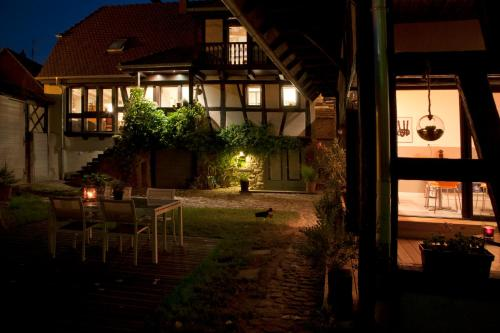 B&B Le Lodge : Bed and Breakfast near Uttenheim