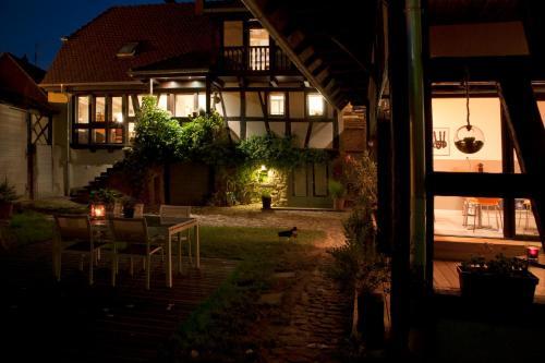 B&B Le Lodge : Bed and Breakfast near Sermersheim
